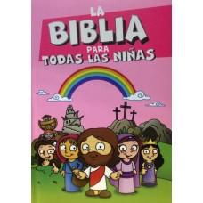 La Biblia para todas las niñas, tapa dura