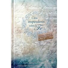 Citas inspiradoras sobre la Fe - Consejos diarios de destacados creyentes en Cristo