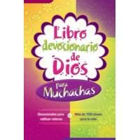 LIBRO DEVOCIONARIO DE DIOS PARA MUCHACHAS