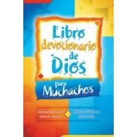 LIBRO DEVOCIONAL DE DIOS PARA MUCHACHOS
