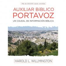 AUXILIAR BIBLICO PORTAVOZ - Harold L. Wilmington