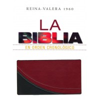 LA BIBLIA EN ORDEN CRONOLOGICO DUOTONO RVR