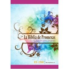 BIBLIA DE PROMESAS - RVR1960 EDICION  MUJERES JOVENES TD