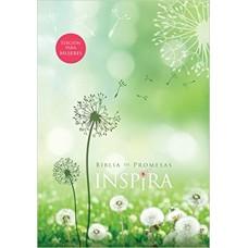 Biblia de promesas Inspira - Reina Valera 1960- Letra Grande