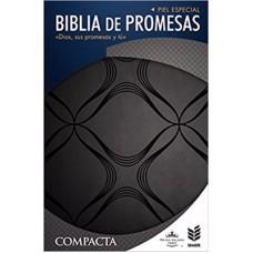 Biblia de Promesas Compacta Negro