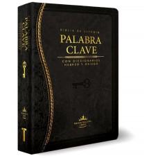 Biblia RVR60 Palabra Clave Estudio Diccionario Hebreo y Griego Imitacion Piel