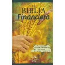 BIBLIA FINANCIERA TAPA DURA RVR1960