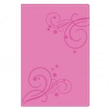 Biblia de regalo imit rosado NVI