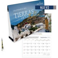 Calendario 2021 Tierras de la Biblia
