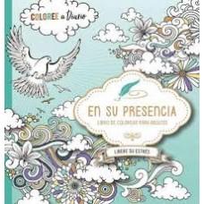 EN SU PRESENCIA LIBRO DE COLOREAR