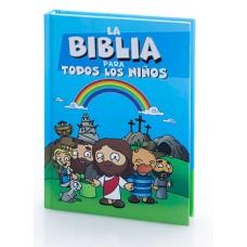 Biblia CLC para Niños, Historias de la Biblia con páginas ilustradas a todo color, tapa dura