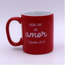Taza Amor (1 Corintios 16:14)