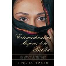 Extraordinarias mujeres de la Biblia - Bolsillo