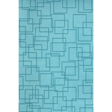 RVR 1960 Biblia Tamaño Personal geometrico turquesa símil piel