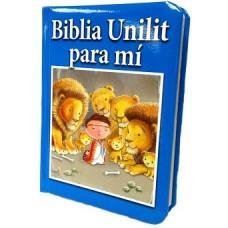 Biblia Unilit para Mí, tapa dura acolchonada
