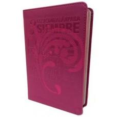Santa Biblia Edición Compacta, Nueva Traducción Viviente NTV, imitación piel, rosa
