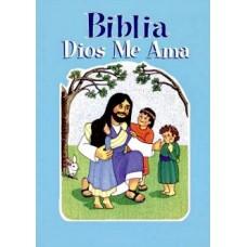 Biblia Dios me Ama, Susan Elizabeth Beck, tapa dura